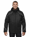 Men's Angle 3-in-1 Jacket with Bonded Fleece Liner: (88196)
