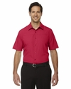Men's Charge Recycled Polyester Performance Short-Sleeve Shirt: (88675)