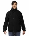 Men's 3-in-1 Bomber Jacket: (88009)