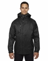Men's Performance 3-in-1 Seam-Sealed Hooded Jacket: (88120)