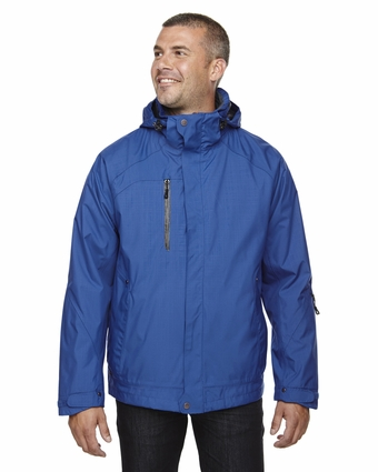 Men's Caprice 3-in-1 Jacket with Soft Shell Liner: (88178)