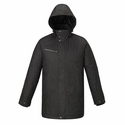 Men's Enroute Textured Insulated Jacket with Heat Reflect Technology: (88684)