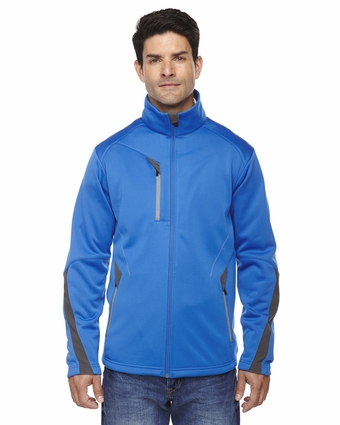 Men's Escape Bonded Fleece Jacket: (88649)