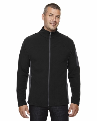 Men's Microfleece Jacket: (88123)