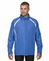 Men's Sirius Lightweight Jacket with Embossed Print: (88168)