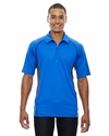Men's Serac UTK cool.logik™ Performance Zippered Polo: (88657)