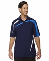 Men's Impact Performance Polyester Piqué Colorblock Polo: (88645)