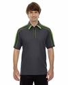 Men's Sonic Performance Polyester Piqué Polo: (88648)