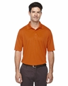 North End Men's Polo Shirt: Origin Short Sleeve Pique Knit (88181)