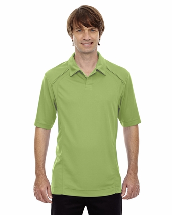 Men's Recycled Polyester Performance Piqué Polo: (88632)