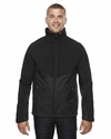 Men's Innovate Insulated Hybrid Soft Shell Jacket: (88679)