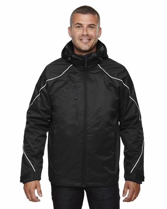 Men's Tall Angle 3-in-1 Jacket with Bonded Fleece Liner: (88196T)