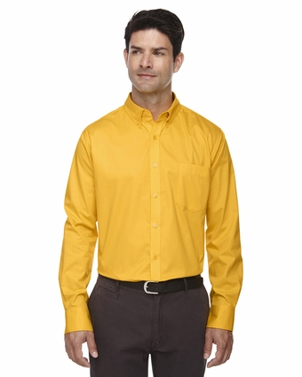 North End Men's Twill Shirt: (88193)