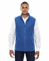 Men's Voyage Fleece Vest: (88173)