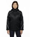 Ladies' Angle 3-in-1 Jacket with Bonded Fleece Liner: (78196)