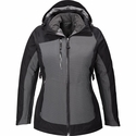 Ladies' Alta 3-in-1 Seam-Sealed Jacket with Insulated Liner: (78663)