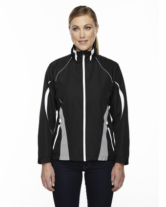 Ladies' Impact Active Lite Colorblock Jacket: (78644)
