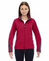 Ladies' Escape Bonded Fleece Jacket: (78649)