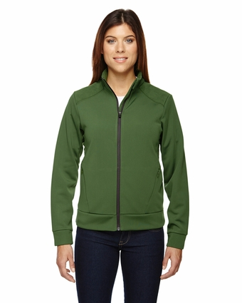 Ladies' Evoke Bonded Fleece Jacket: (78660)