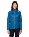 Ladies' Dynamo Three-Layer Lightweight Bonded Performance Hybrid Jacket: (78654)