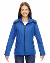 Ladies' Tempo Lightweight Recycled Polyester Jacket with Embossed Print: (78188)