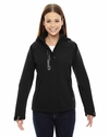 Ladies' Axis Soft Shell Jacket with Print Graphic Accents: (78665)