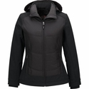 Ladies' Neo Insulated Hybrid Soft Shell Jacket: (78661)