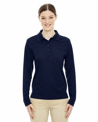 North End Women's Polo Shirt: (78192)