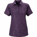 Ladies' Barcode Performance Stretch Polo: (78668)