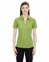 Ladies' Recycled Polyester Performance Piqué Polo: (78632)