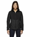 Ladies' Innovate Insulated Hybrid Soft Shell Jacket: (78679)
