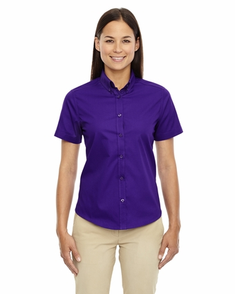 North End Women's Twill Shirt: (78194)