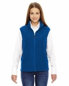 Ladies' Voyage Fleece Vest: (78173)
