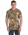 Officially Licensed REALTREE® Camouflage Pocket T-Shirt