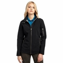OGIO Women's Jacket: High Performance w/ Snap Closure Collar(LOG503)