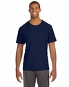 for Team 365 Men's Performance Short-Sleeve Raglan T-Shirt: (M1029)
