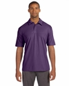 Men's Performance Three-Button Mesh Polo: (M1709)