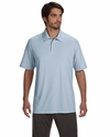 for Team 365 Men's Performance Three-Button Polo: (M1809)
