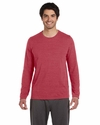 Men's Performance Triblend Long-Sleeve T-Shirt: (M3102)