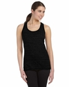 Ladies' Performance Triblend Racerback Tank: (W2170)