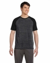 Men's Performance Triblend Short-Sleeve T-Shirt: (M1101)