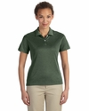 Pima-Tech™ Ladies' Jet Pique Heather Polo: (DG210W)