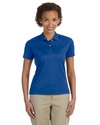 Pima-Tech™ Ladies' Jet Pique Polo: (DG200W)