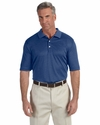 Pima-Tech™ Men's Jet Pique Heather Polo: (DG210)