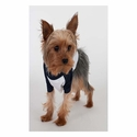 Poly-Cotton 3/4 Sleeve Dog Raglan: (BB953)