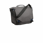 Port Authority Messenger Bag: Cyber Messenger with Laptop Sleeve (BG300)