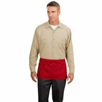 Port Authority Apron: 100% Cotton Twill Waist Pocketed (A515)
