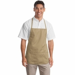 Port Authority Apron: Easy Care Medium Length Pocketed (A525)
