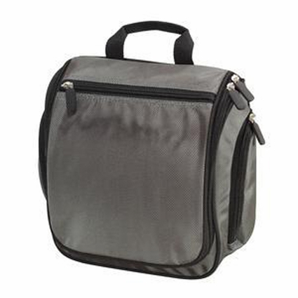 Port Authority Bag: Poly Zippered Hanging Toiletry Kit (BG700)