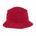 Port Authority Bucket Hat: 100% Cotton Pigment-Dyed Sportsman (PWSH)